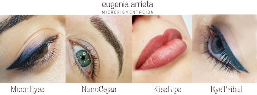 Foto fuente: FB Eugenia Arrieta Micropigmentación