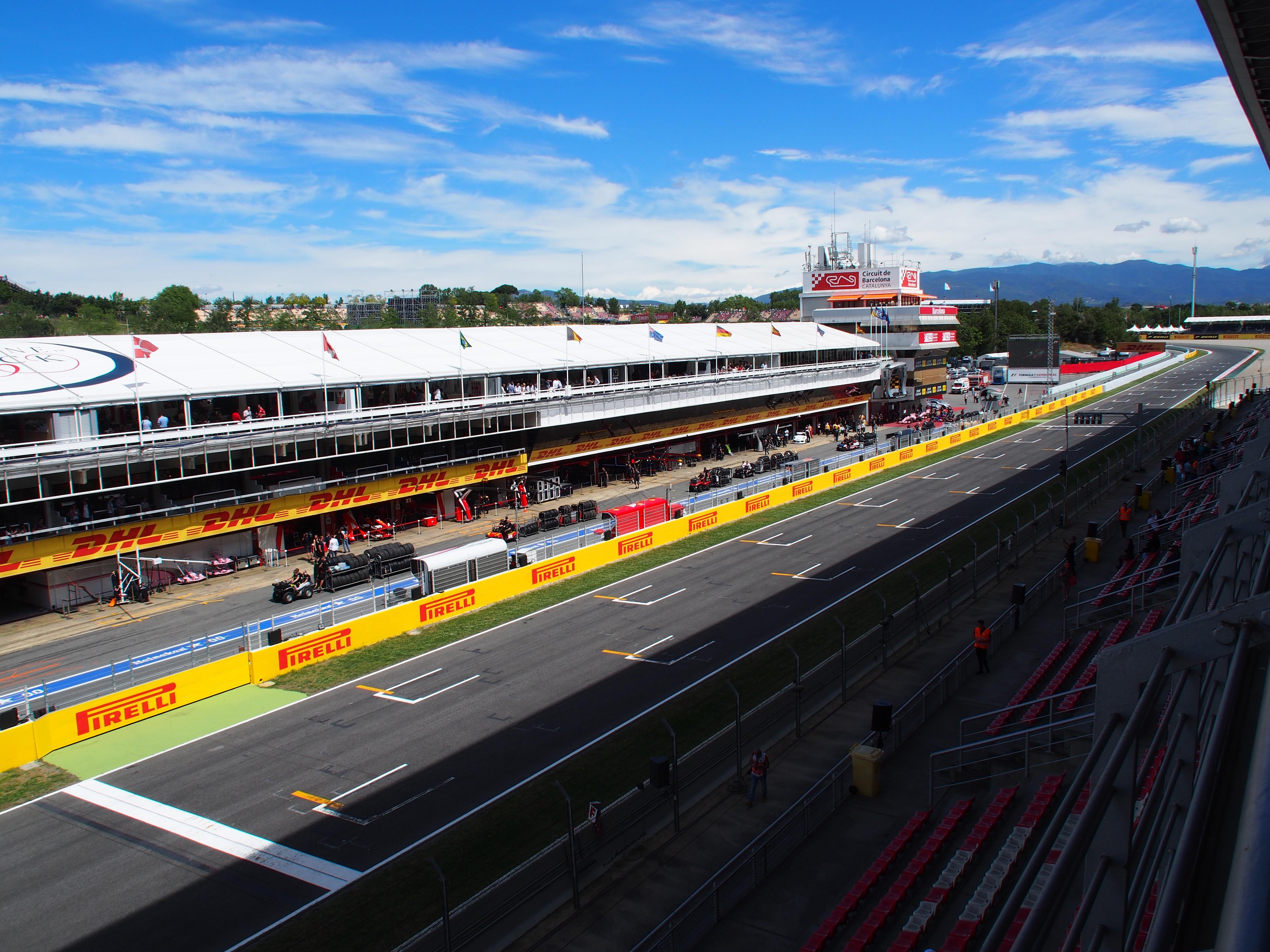 Circuito de Barcelona, Montmeló