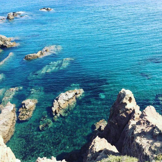Arrecife de las Sirenas  almeriatrending ilovealmeria almerialovers parquenaturalcabodegata arrecifedelasirenashellip