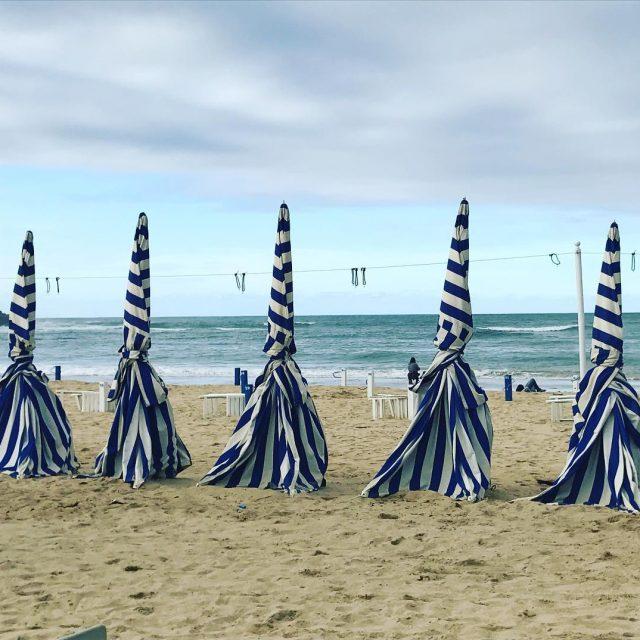 Hasta la prxima temporada   carpa toldo playa playadeondarretahellip